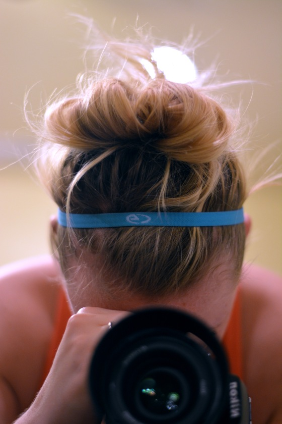 Do you use a hair band every time you work out? www.hhmomma.com