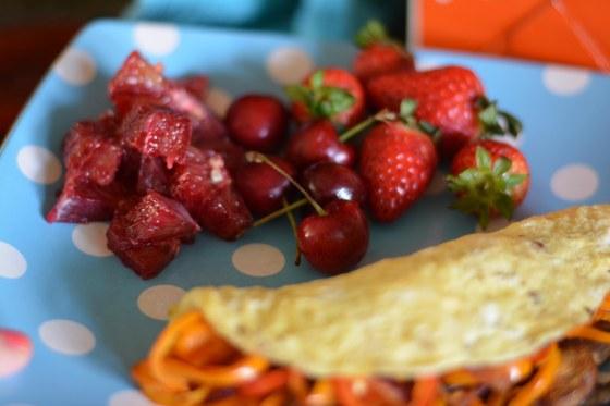 fruit side
