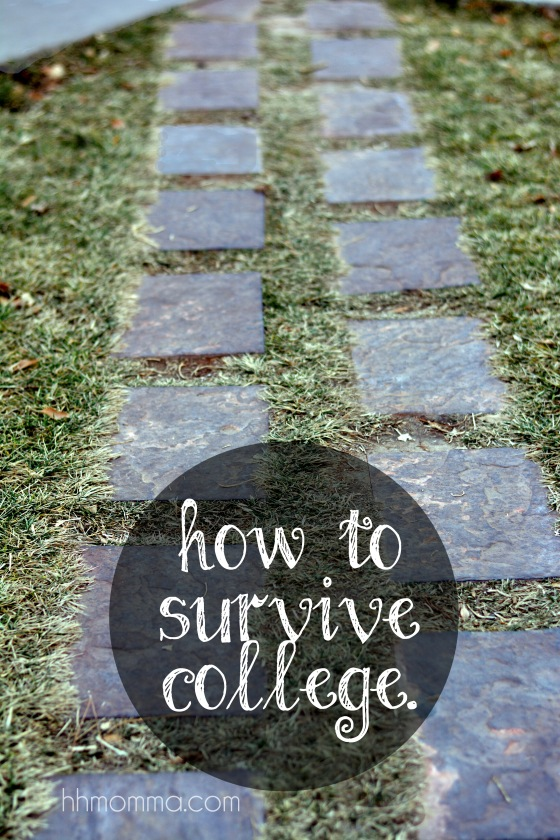 How to survive college! Every college student must read this!