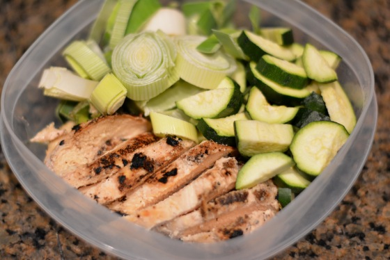 Meal Prep Made Easy! I hate eating the same thing everyday, so this is perfect for me!
